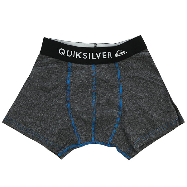 Трусы детские Quiksilver Boxer Edition Dark Charcoal Heather тинт для губ cailyn pure lust extreme matte tint mousse 69 цвет 69 whimsicality variant hex name ef8e7b