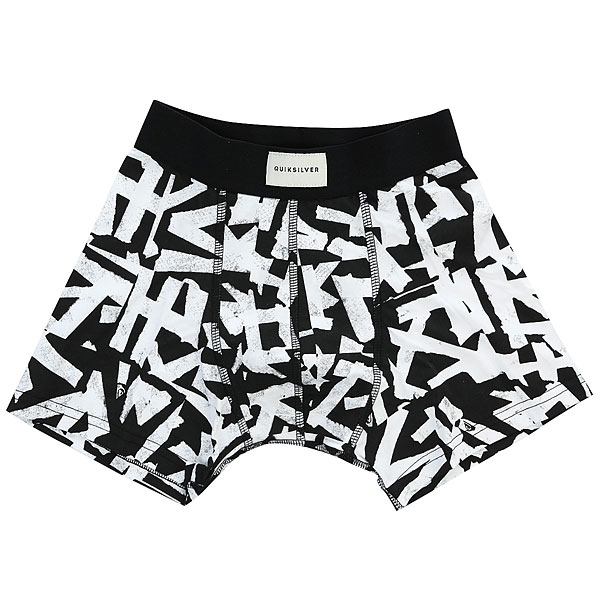 Трусы детские Quiksilver Boxer Pack Assorted трусы детские quiksilver boxer edition black