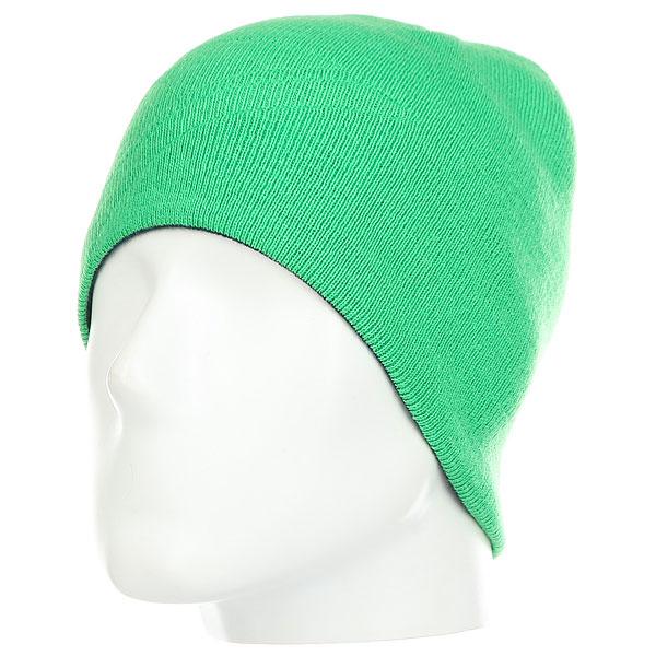 Шапка детская Quiksilver M&amp;w Beani Kelly Green<br><br>Цвет: зеленый,Темно-синий<br>Тип: Шапка<br>Возраст: Детский
