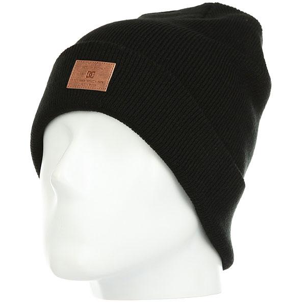 Шапка носок DC Label Black шапка детская dc label youth hats dark shadow heather