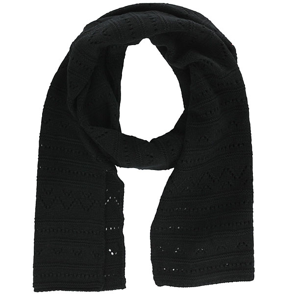 Шарф женский Roxy Girl Chal Scarf Anthracite шарф женский roxy the shopp anthracite
