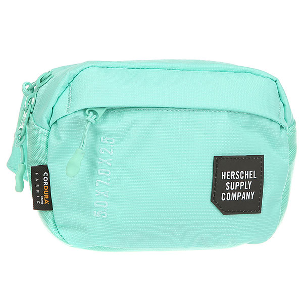 Сумка поясная Herschel Tour Small Lucite Green