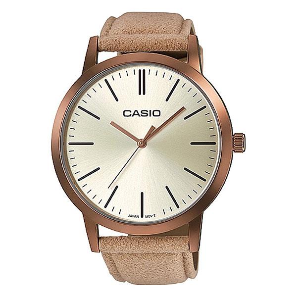 Кварцевые часы Casio Collection Ltp-e118rl-9a часы casio collection ltp 1280psg 9a grey gold