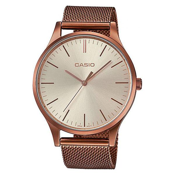 Кварцевые часы Casio Collection Ltp-e140r-9a часы casio collection ltp 1280psg 9a grey gold