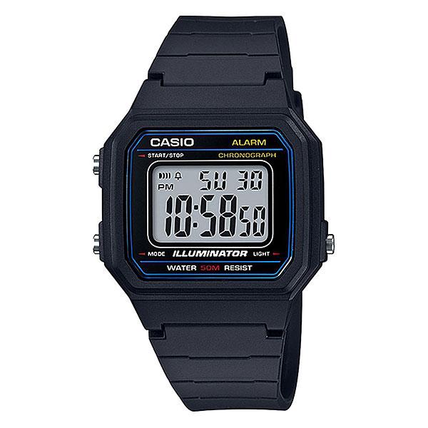 Электронные часы Casio Collection W-217h-1a шкатулки magic home шкатулка дождь в париже
