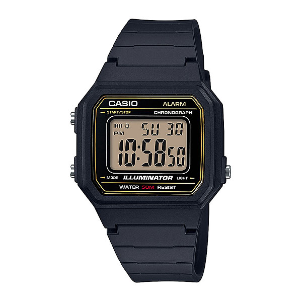 Электронные часы Casio Collection W-217h-9a