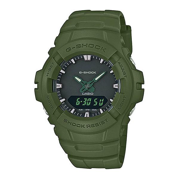 Кварцевые часы Casio G-Shock 67982 G-100cu-3a casio g shock g classic ga 110mb 1a