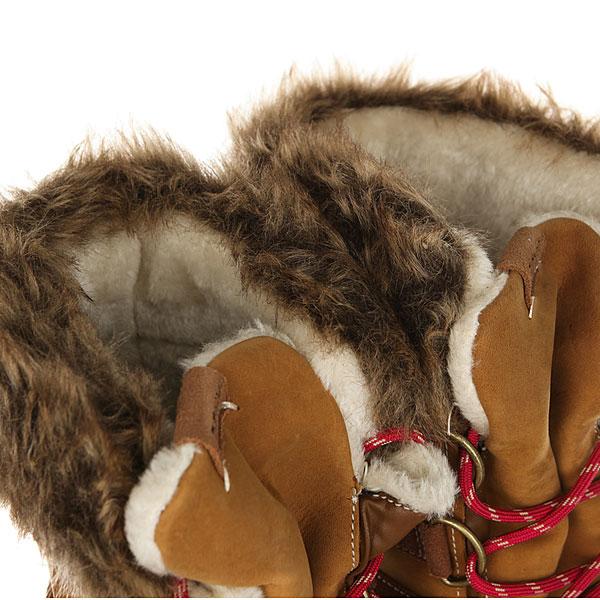 Ботинки высокие женские Roxy Rainier Boot Brown