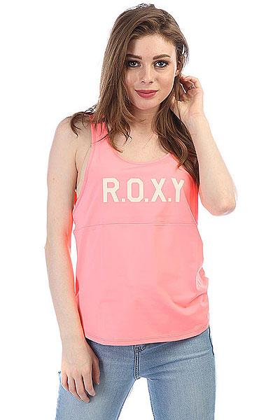Майка женская Roxy Sh W Tk Lady Pink<br><br>Цвет: розовый<br>Тип: Майка<br>Возраст: Взрослый<br>Пол: Женский