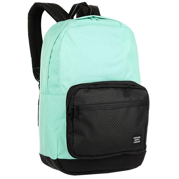 Рюкзак Herschel Pop Quiz Lucite Green<br><br>Цвет: Светло-зеленый,черный<br>Тип: Рюкзак<br>Возраст: Взрослый