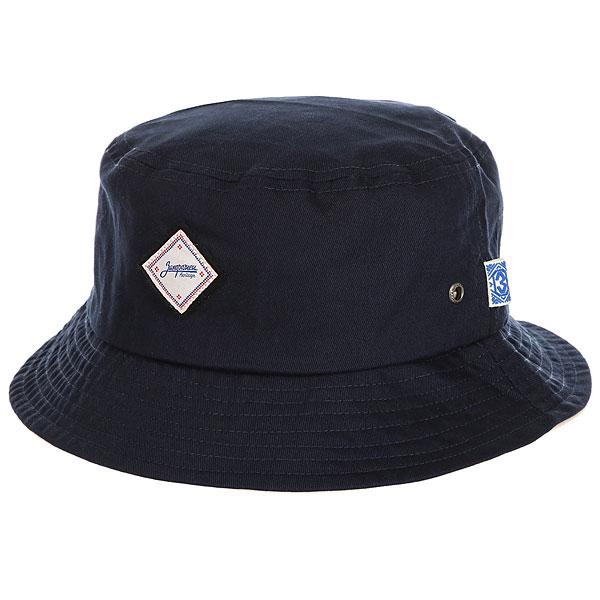 Панама Запорожец Just Z Navy<br><br>Цвет: Темно-синий<br>Тип: Панама<br>Возраст: Взрослый<br>Пол: Мужской