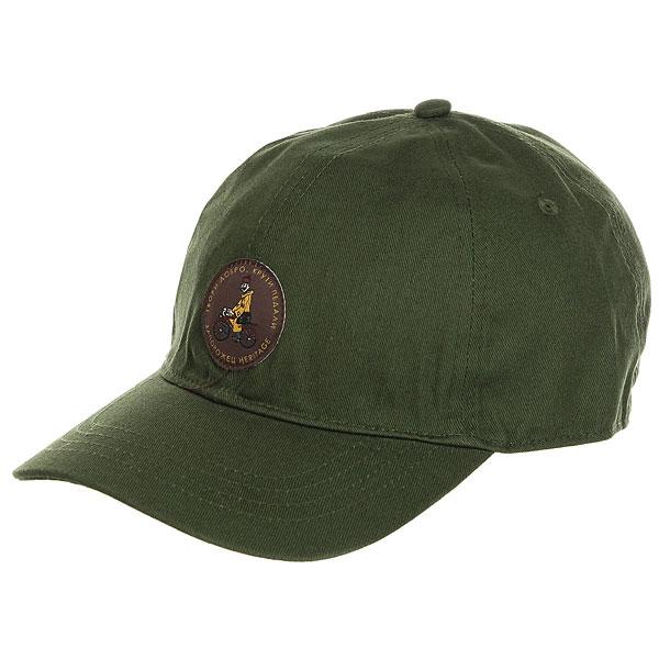 Бейсболка классическая Запорожец Dobro Green<br><br>Цвет: зеленый<br>Тип: Бейсболка классическая<br>Возраст: Взрослый