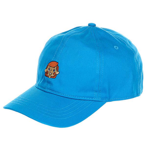 Бейсболка классическая Запорожец Dyadya Fedor Royal Blue<br><br>Цвет: голубой<br>Тип: Бейсболка классическая<br>Возраст: Взрослый