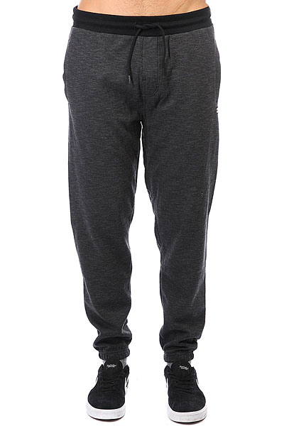 Штаны спортивные Billabong Balance Pant Black Heather брюки мужские billabong balance cuffed pant 2016 gray s