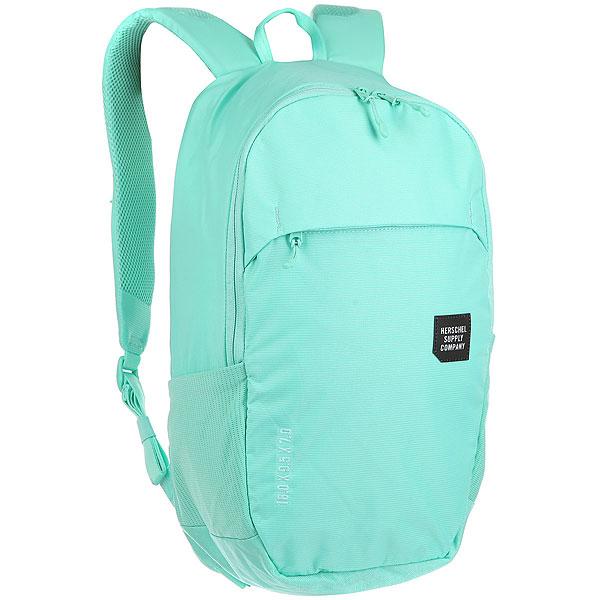 Рюкзак Herschel Mammoth Medium Lucite Green<br><br>Цвет: Светло-зеленый<br>Тип: Рюкзак<br>Возраст: Взрослый