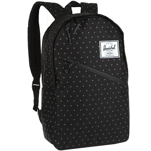 Рюкзак Herschel Parker Black Gridlock<br><br>Цвет: черный<br>Тип: Рюкзак<br>Возраст: Взрослый