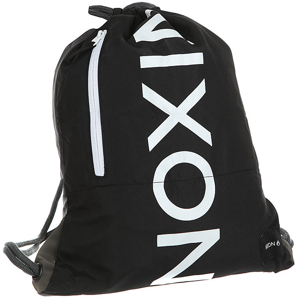 Мешок Nixon Everyday Cinch Bag Black/Dark Gray