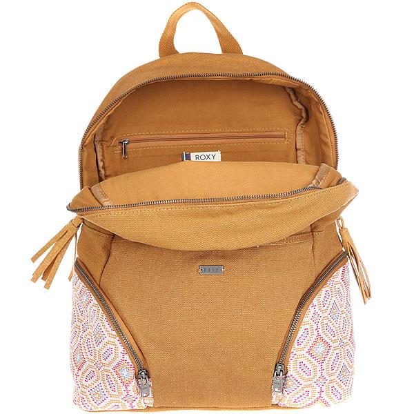 Рюкзак женский Roxy Bombora Spruce Yellow