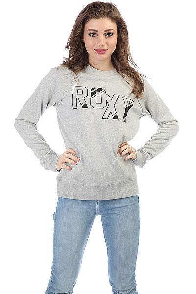 Свитшот женский Roxy Sailor Groupiea Heritage Heather
