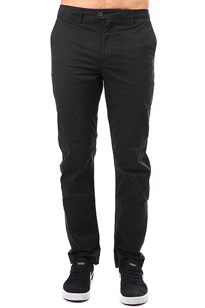 Штаны прямые Quiksilver Surfpant Black brilliant arlena g93435 15