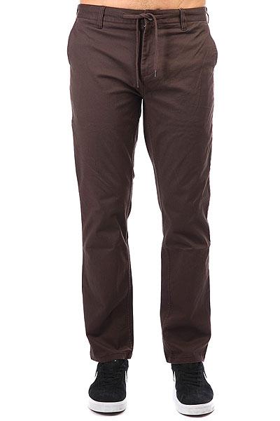Штаны прямые DC Twill Coffee Bean<br><br>Цвет: коричневый<br>Тип: Штаны прямые<br>Возраст: Взрослый<br>Пол: Мужской