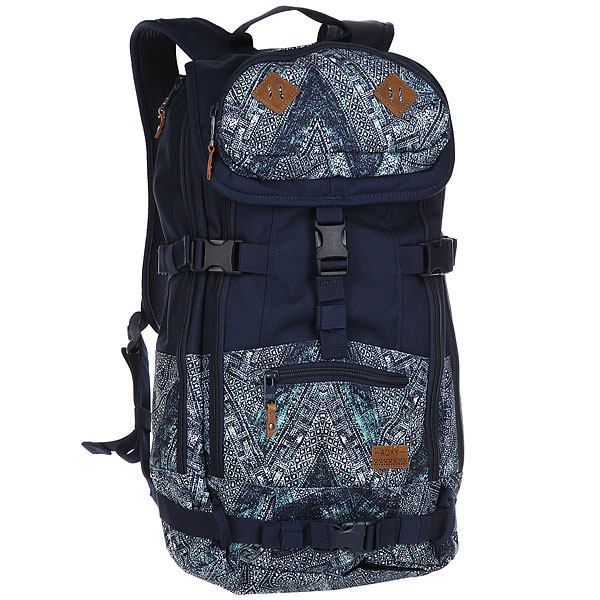Рюкзак женский Roxy Tribute Backpac Peacoat Avoya
