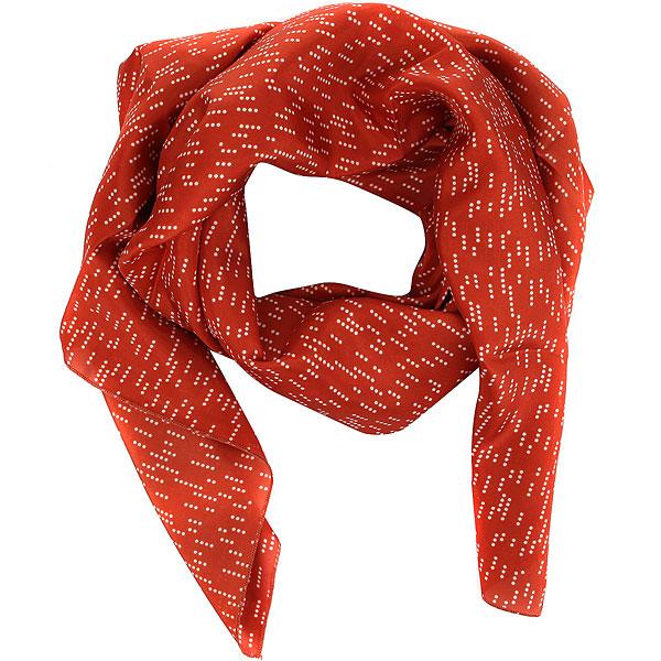 Платок женский Extra Silk Wind Orange<br><br>Цвет: красный<br>Тип: Платок<br>Возраст: Взрослый<br>Пол: Женский