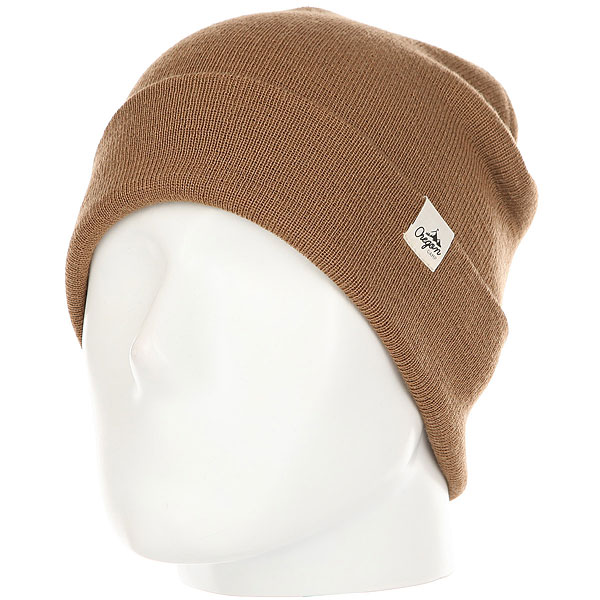 Шапка Oregon Camp Tyrell Beige<br><br>Цвет: Светло-коричневый<br>Тип: Шапка<br>Возраст: Взрослый<br>Пол: Мужской