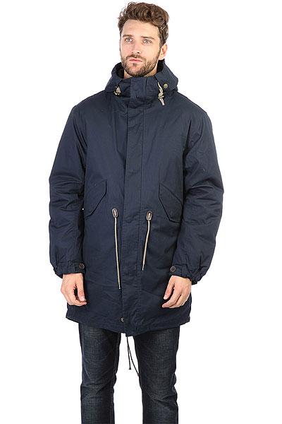 Куртка парка Devo Red Wood Dk.blue<br><br>Цвет: синий<br>Тип: Куртка парка<br>Возраст: Взрослый<br>Пол: Мужской