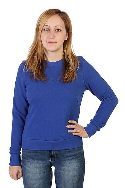 Джемпер женский S.G.M. Saga Blue<br><br>Цвет: синий<br>Тип: Джемпер<br>Возраст: Взрослый<br>Пол: Женский