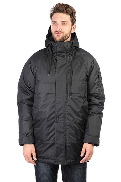 Куртка зимняя S.G.M. Raoul BlackМужская зимняя парка, выполненная из непромокаемой ткани и рассчитанная на холодную зиму. Характеристики:Для дополнительной защиты от ветра имеет кулиску на талии и шнур по низу. Подкладка выполнена из искусственного меха.Капюшон имеет отстегивающуюся опушку из искусcтвенного меха. Застегивается на металлическую молнию и пуговицы. Есть внутренние карманы.<br><br>Цвет: черный<br>Тип: Куртка зимняя<br>Возраст: Взрослый<br>Пол: Мужской