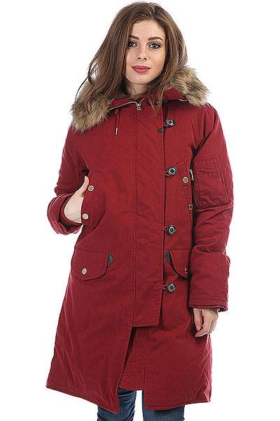 Купить со скидкой Куртка парка женская Extra Lorena Rubi Wine