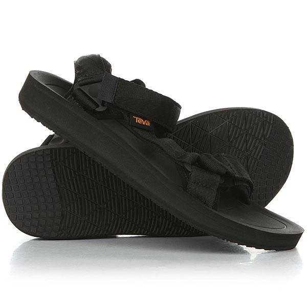 Сандалии Teva Original Universal Premier Black<br><br>Цвет: черный<br>Тип: Сандалии<br>Возраст: Взрослый<br>Пол: Мужской