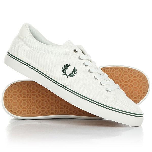 Кеды кроссовки низкие Fred Perry B721 Leather White<br><br>Цвет: белый<br>Тип: Кеды низкие<br>Возраст: Взрослый<br>Пол: Мужской