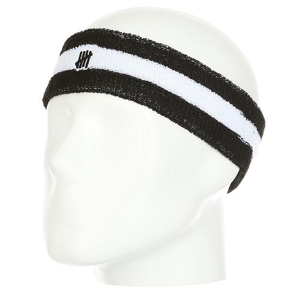 Напульсники Undefeated Undefeated 5 Strike Headband Black
