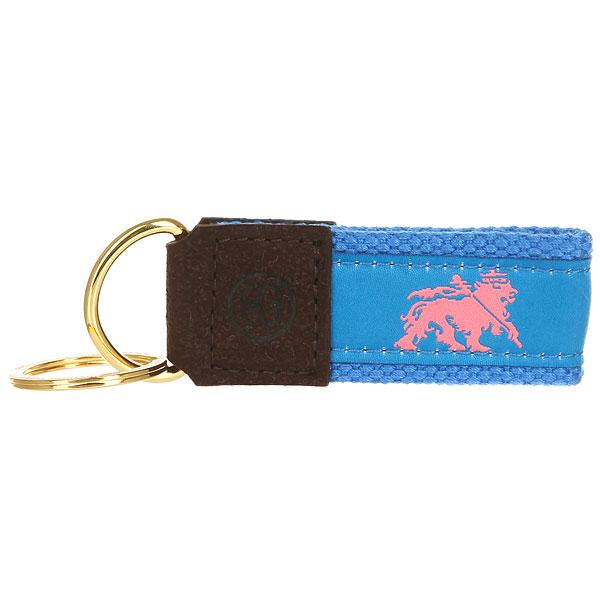 Ключница Stussy Needle Point Keychain Blue