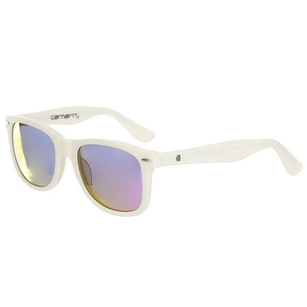 Очки Carhartt WIP Fenton Sunglasses (3 Minimum) Tortoise Shell / Black Lenses очки carhartt wip dearborn sunglasses cypress matte green mirrored lenses