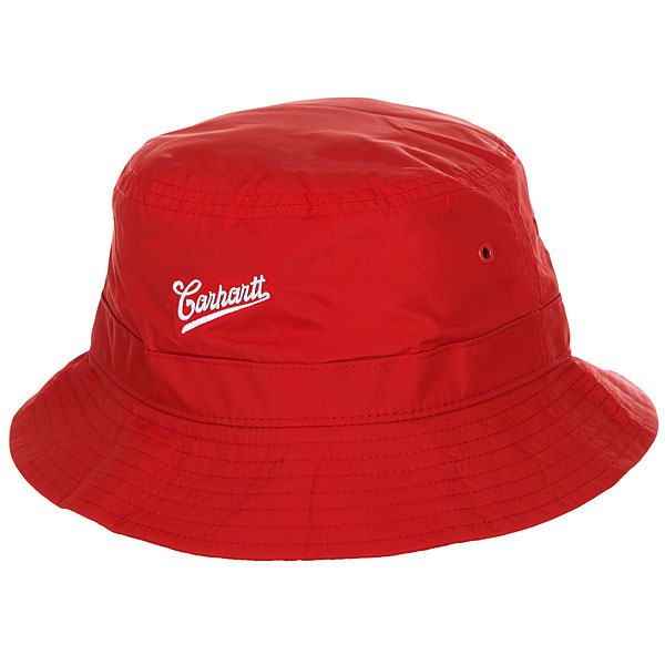 Панама Carhartt WIP Strike Bucket Hat (6 Minimum) Chili / White
