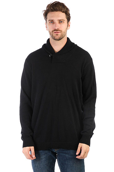 Джемпер Quiksilver Warmwinds Black Warm Winds