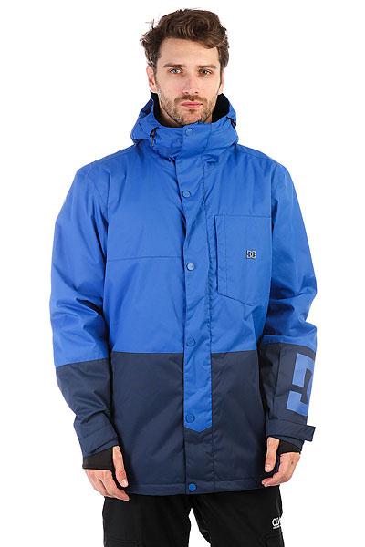 Куртка утепленная DC Defy Jkt Nautical Blue куртка cwg canada weather gear куртка