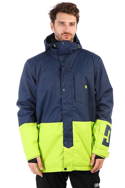 Куртка утепленная DC Defy Jkt Insignia Blue куртка cwg canada weather gear куртка