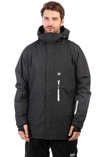 Куртка утепленная DC Ripley Jkt Black куртка cwg canada weather gear куртка