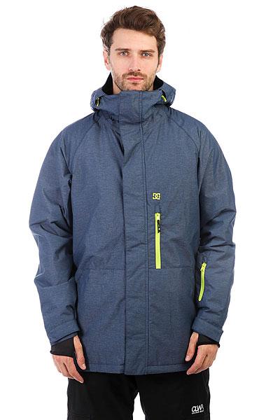 Куртка утепленная DC Ripley Jkt Insignia Blue куртка cwg canada weather gear куртка
