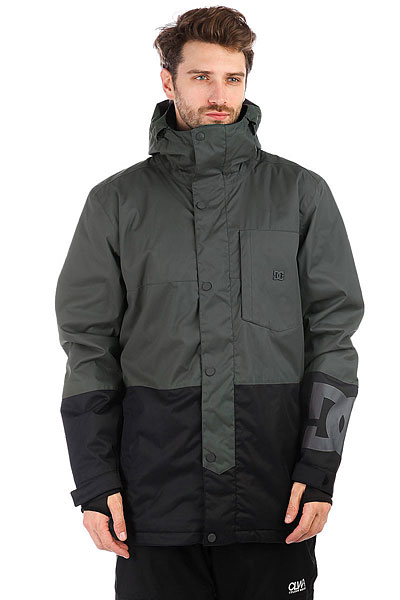 Куртка утепленная DC Defy Jkt Dark Shadow куртка cwg canada weather gear куртка