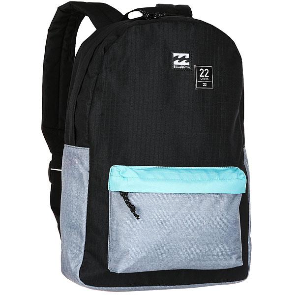 купить Рюкзак Billabong All Day Pack Black/Mint недорого