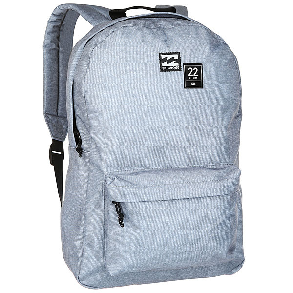 Рюкзак Billabong All Day Pack Grey Heather рюкзак billabong track rucksack 20l 2017 grey heather o s