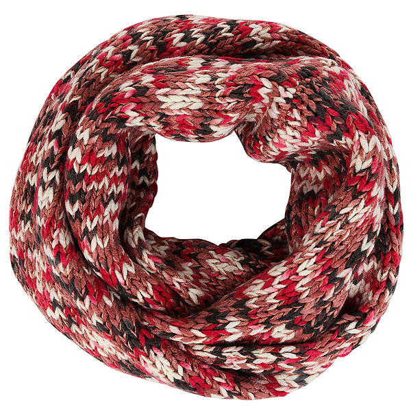 Шарф снуд женский Billabong Over The Snood Chili Pepper