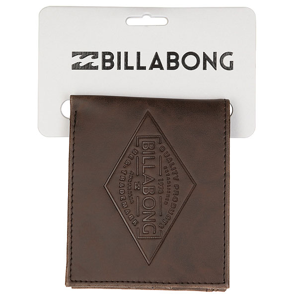 Кошелек Billabong Bronson Chocolate