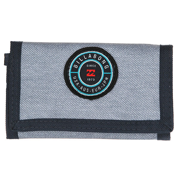 Кошелек женский Billabong Rotor Wallet Grey Heather