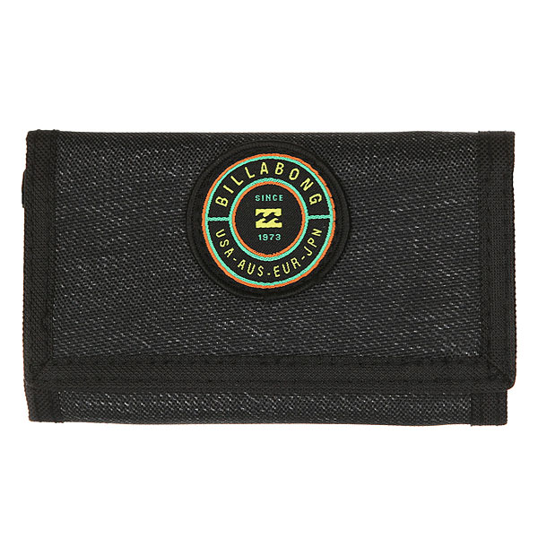 Кошелек женский Billabong Rotor Wallet Black Heather